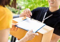Skicka paket till USA - emballage