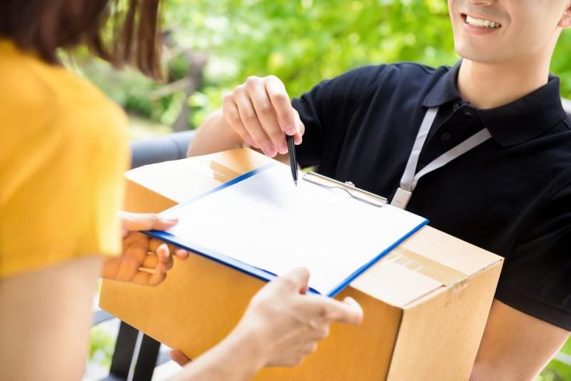 Skicka paket till USA – emballage