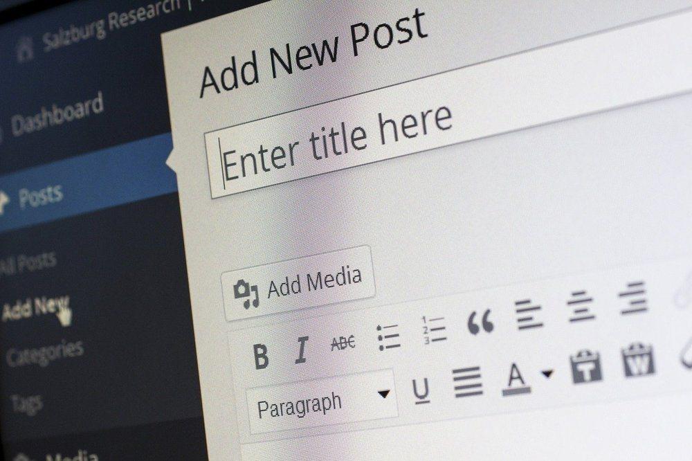 Bloggen som verktyg