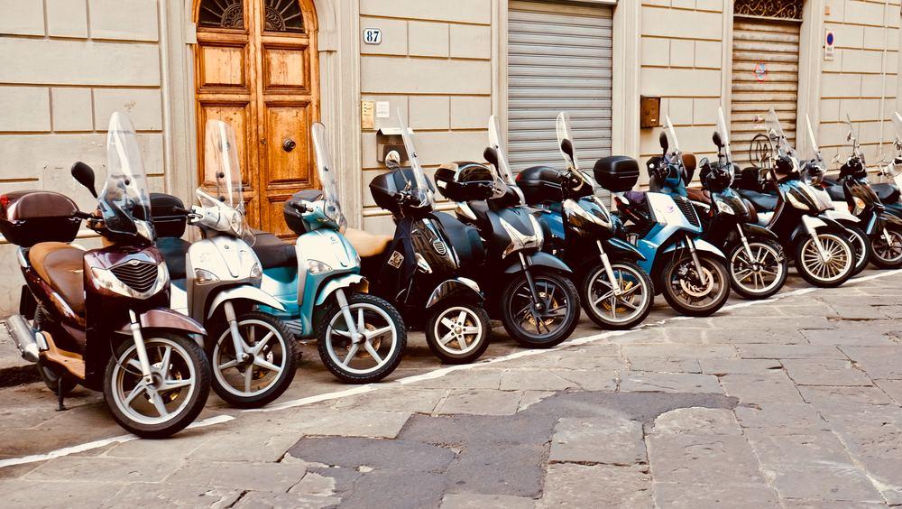 Mopeddelar och tillbehör av hög kvalitet