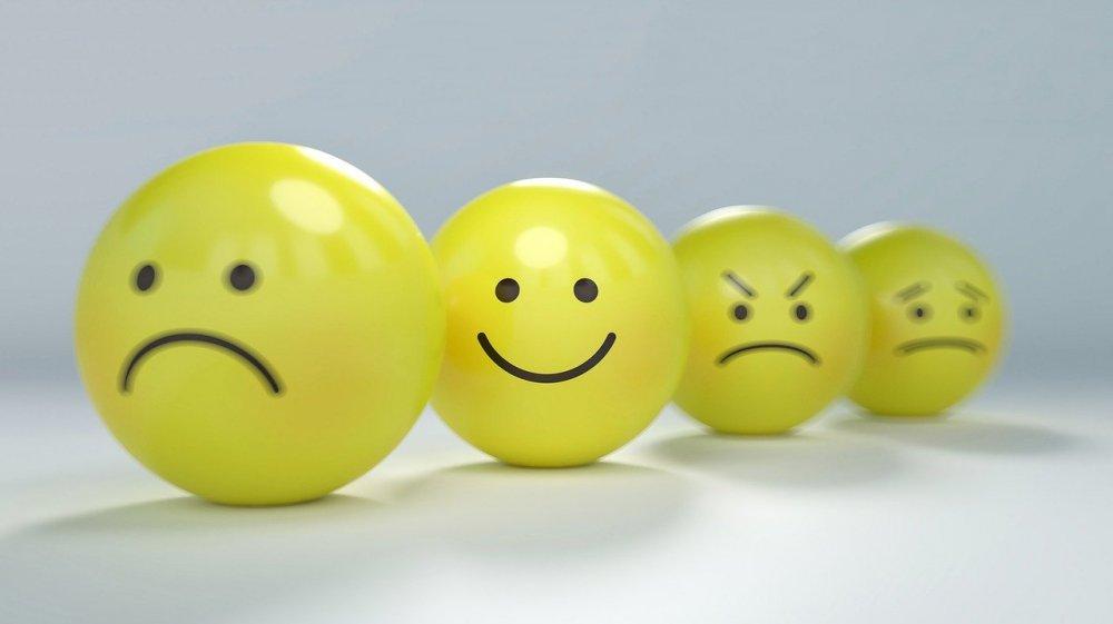 Den som kan le i motvind har mycket vunnet