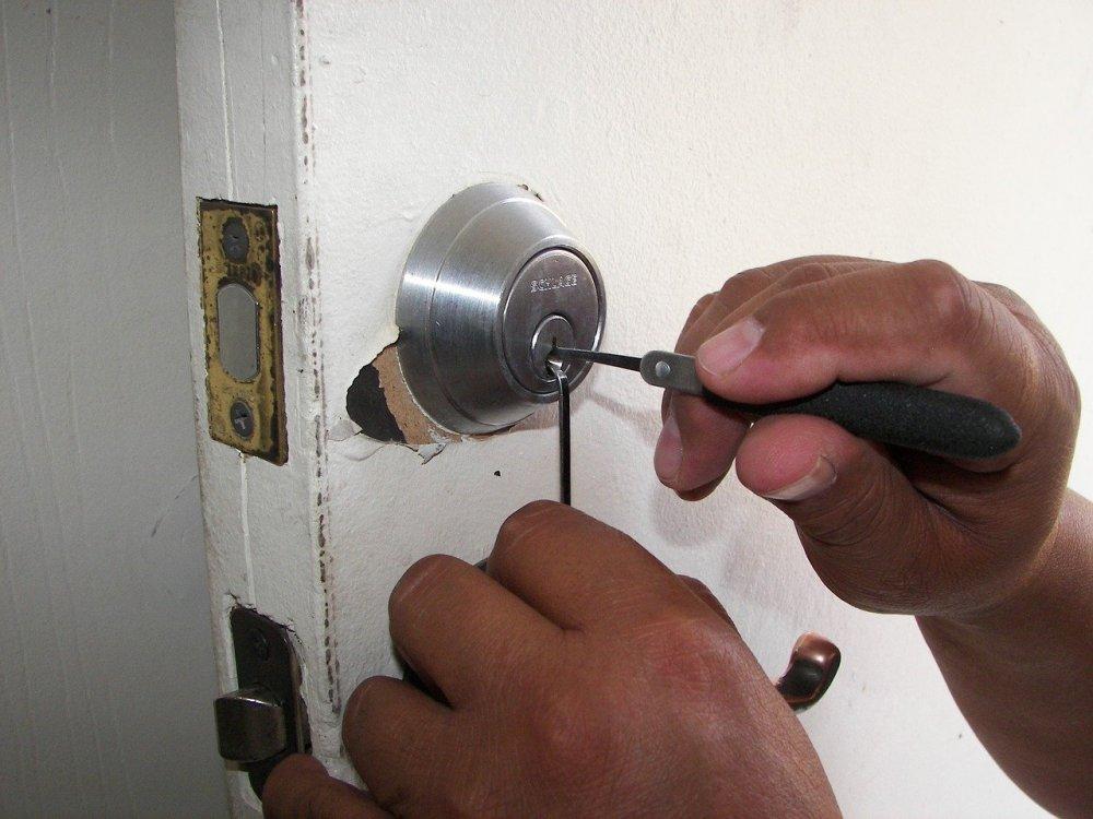 Be din låssmed om det bästa låset