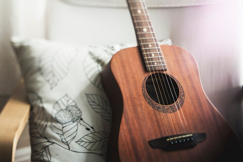Gitarren och du – en resa genom hela livet