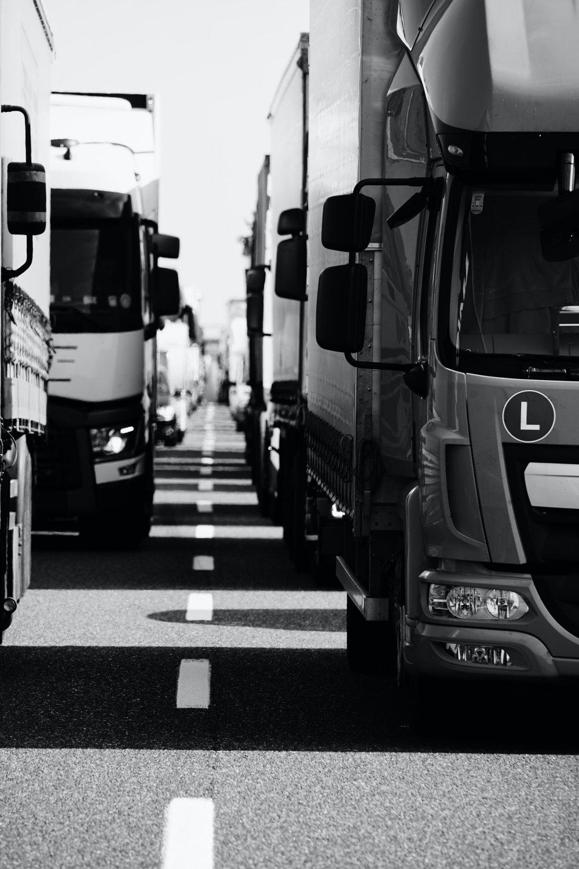 Ta truckkörkort i Stockholm snabbt